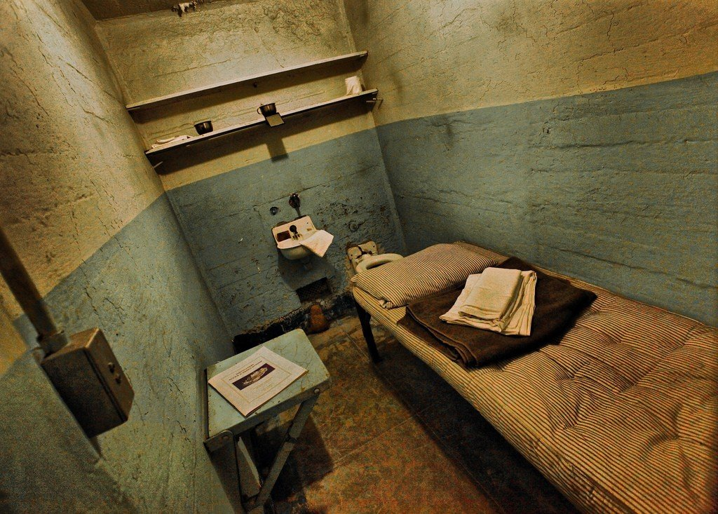 Картинки тюремной камеры