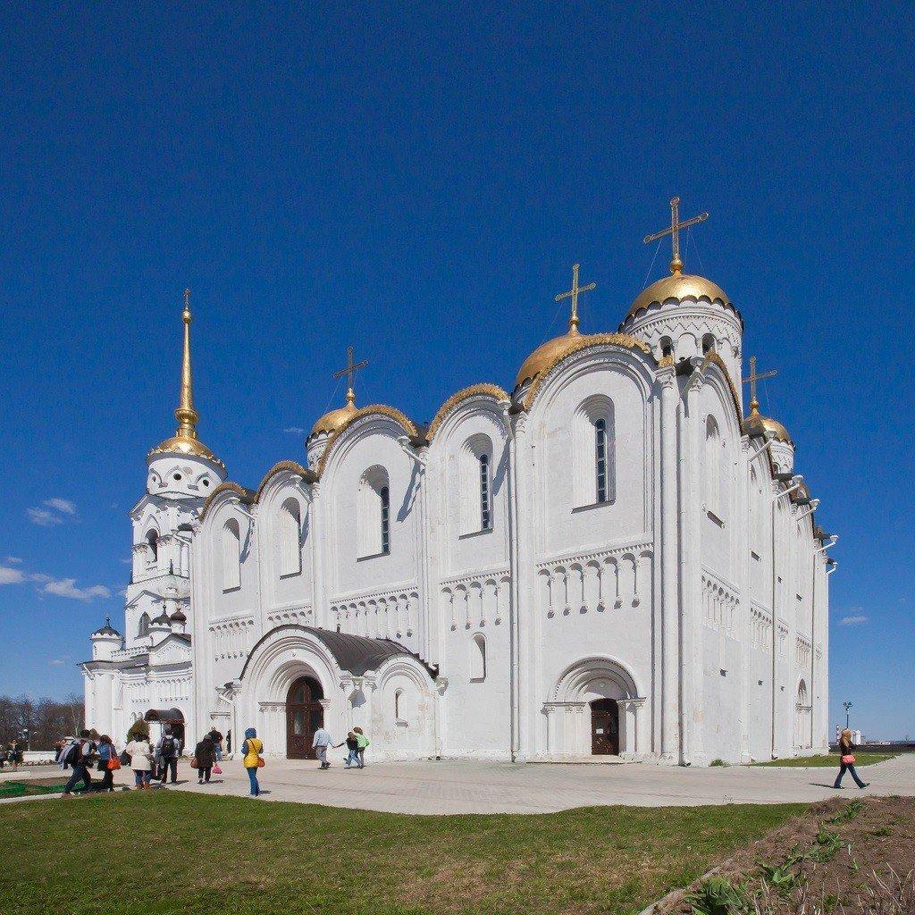 Успенский собор г.владимир картинки