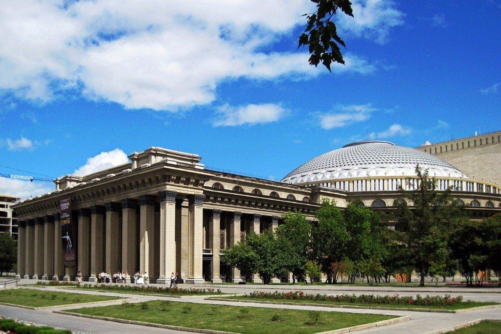 новосибирский театр оперы и балета картинки фото интересно