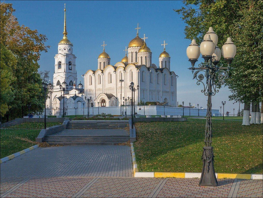 Картинки достопримечательностей города владимир