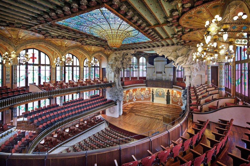 Музыкальный дворец картинка