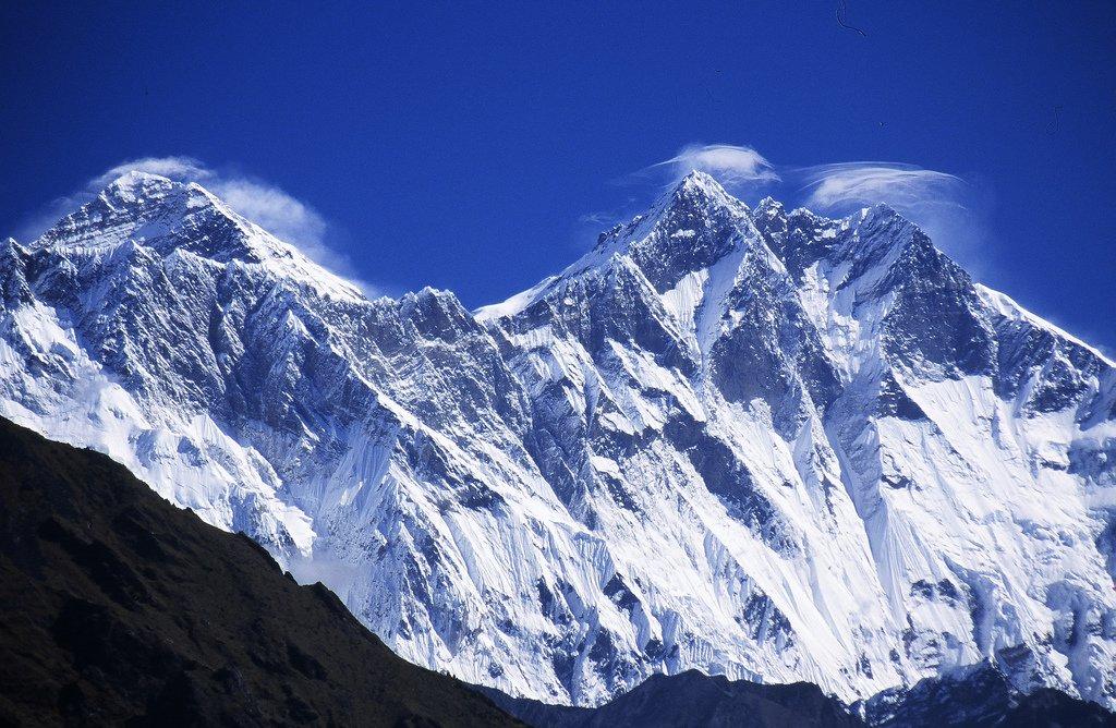 непал фото карта