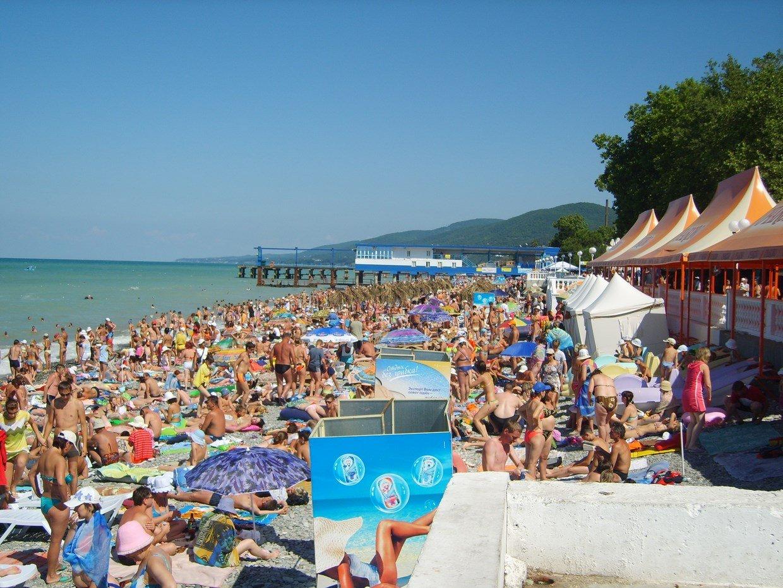 Лазаревское отдых фото пляжа