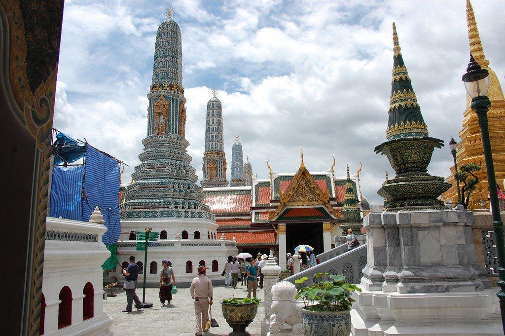 фото королевского дворца в бангкоке сегодняшний день для