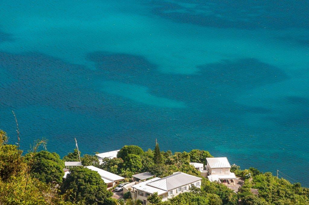 Карибское море пляжей