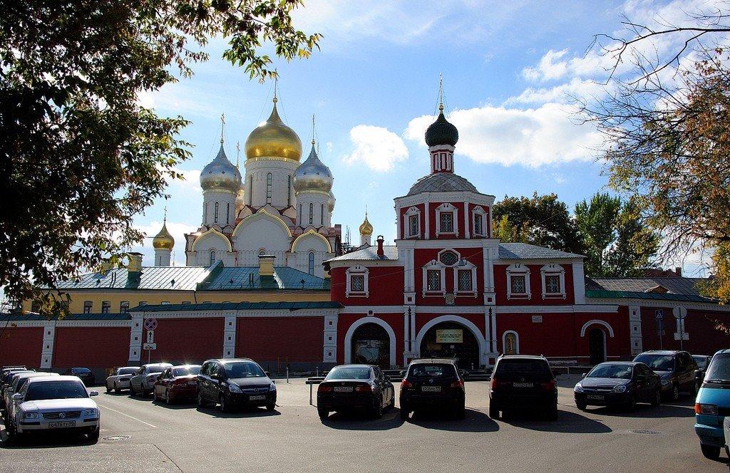 сделаны где находится зачатьевский монастырь в москве фото вкусная