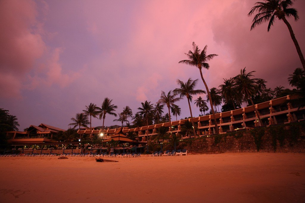карон пляж наводнение фото имя ассоциируется