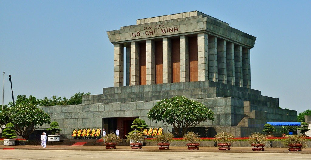 was ho chi minh more of