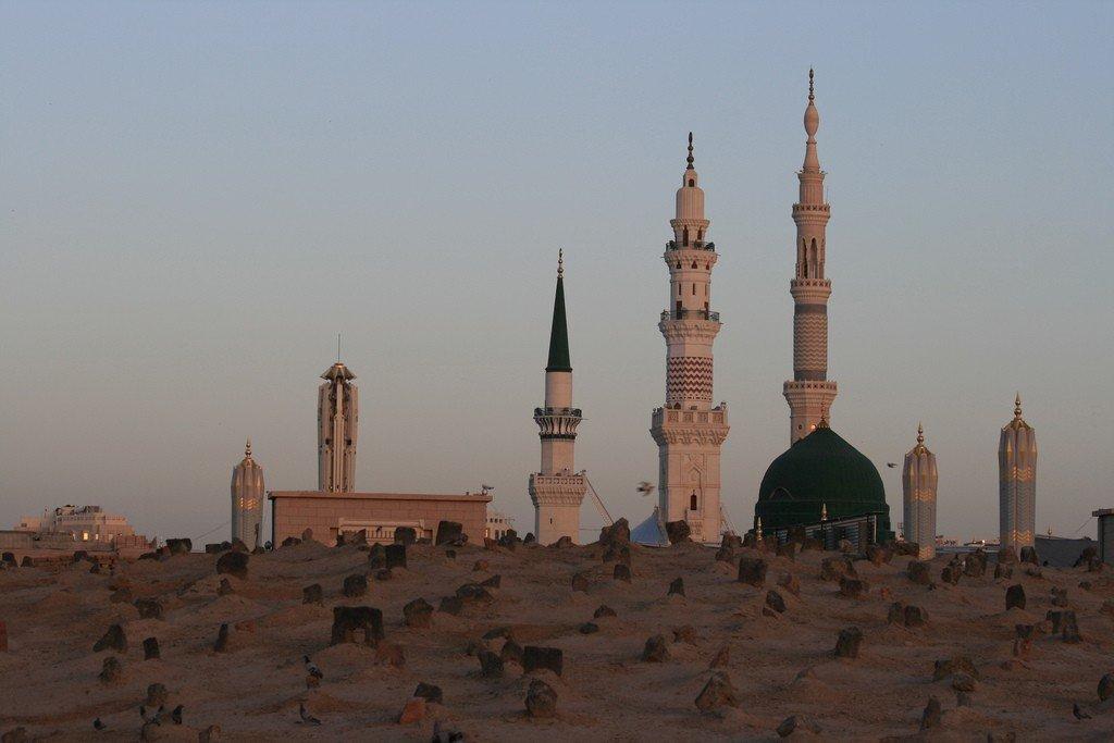 Картинки мечети пророка