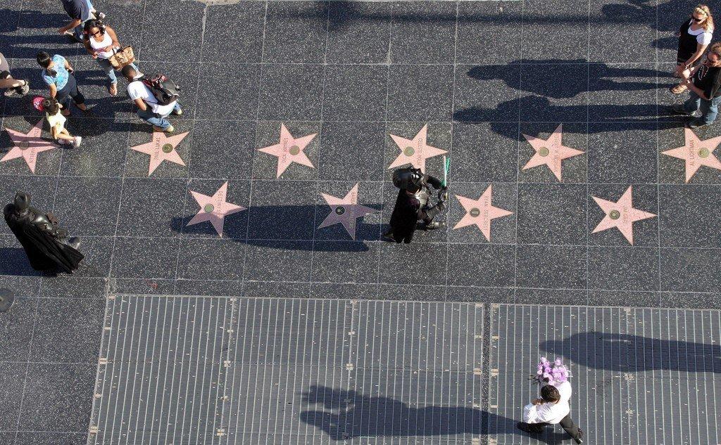Картинки по запросу голливудская аллея звезд