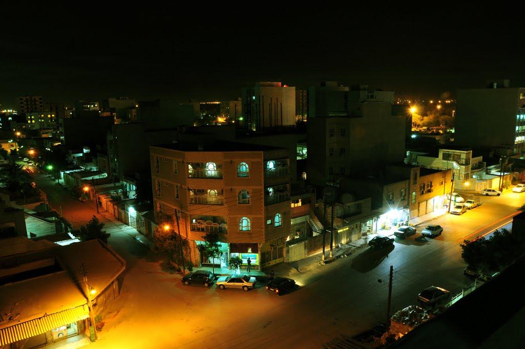 my hometown ahvaz