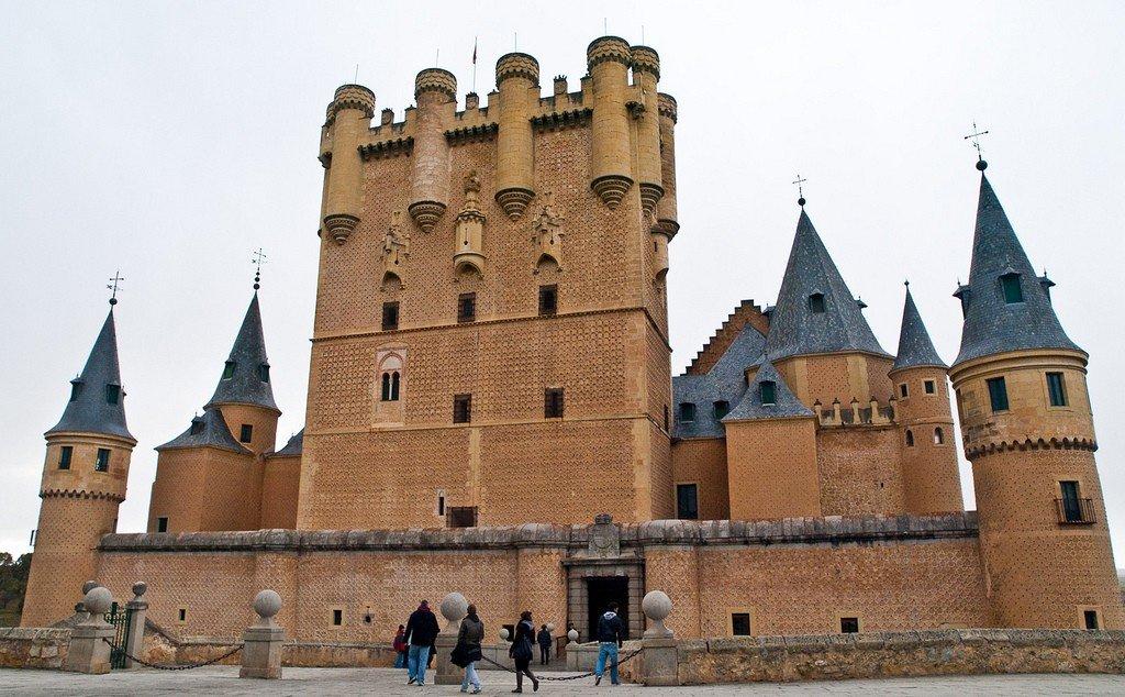 Padua Alcazar Castle