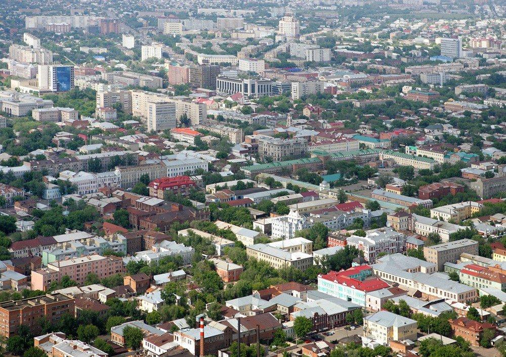 Панорама оренбург