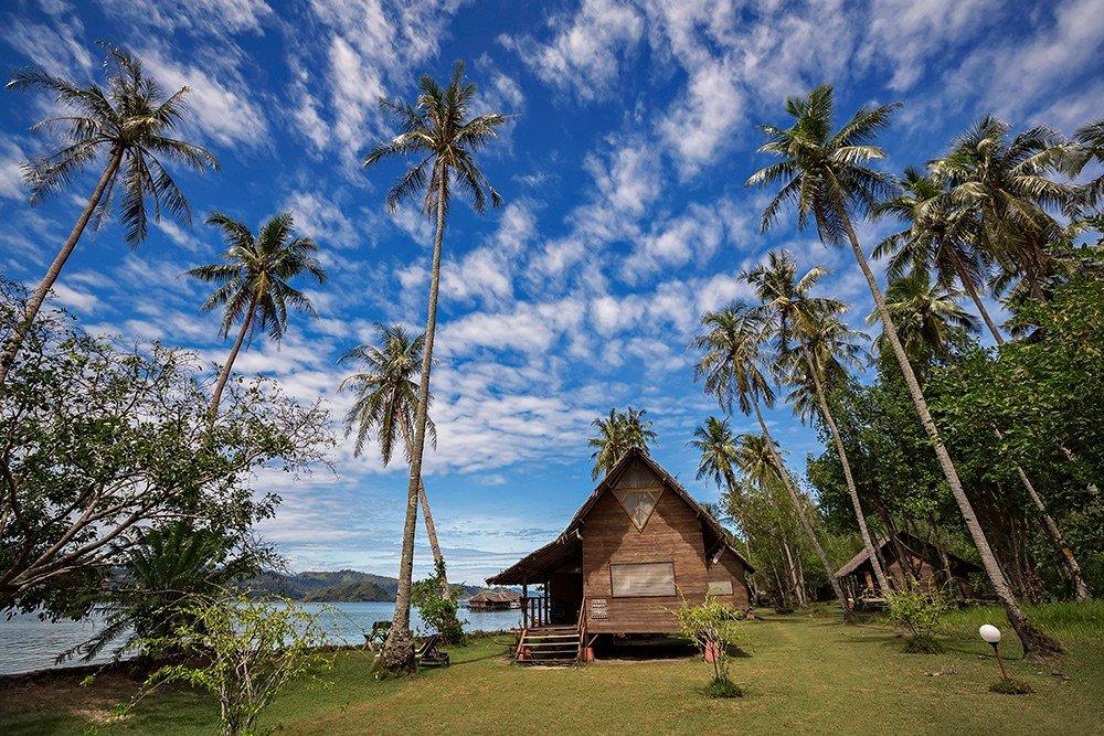 картинка фотография курорта Суматра, остров в Индонезии