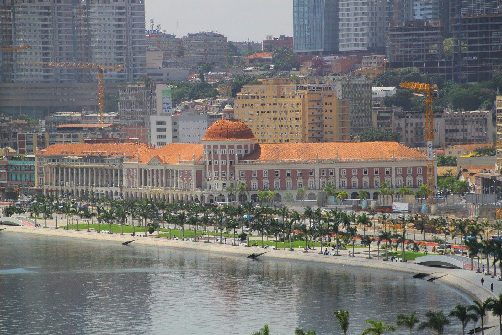 перед свадьбой ангола фото города озеро