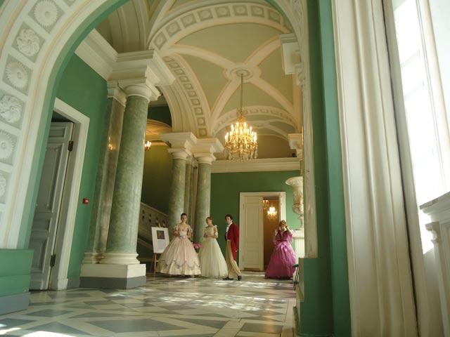 Студия дизайна в аничковом дворце