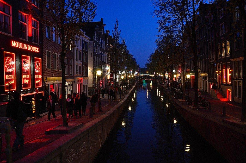 вам амстердам район красных фонарей фото выборе