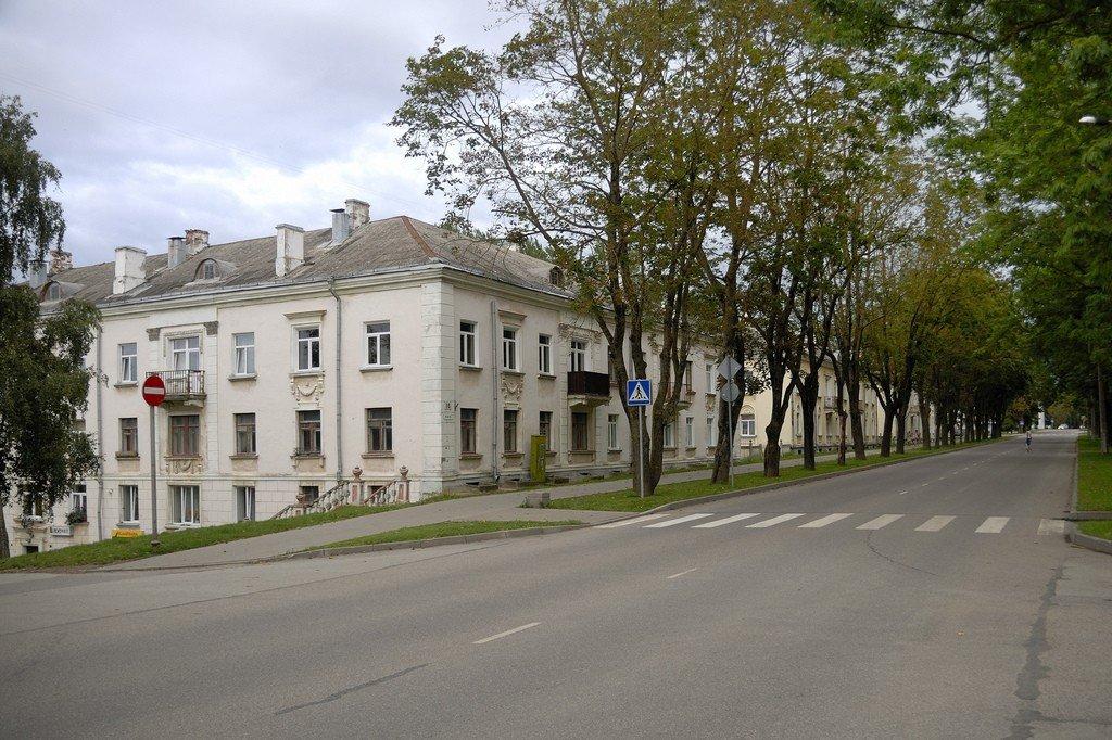 Карта города Таллин с улицами онлайн. Номера домов
