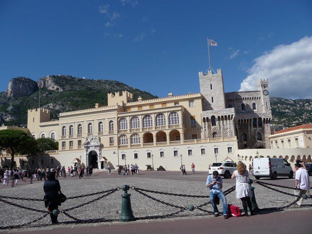 фото дворца в монако моих первых картинок
