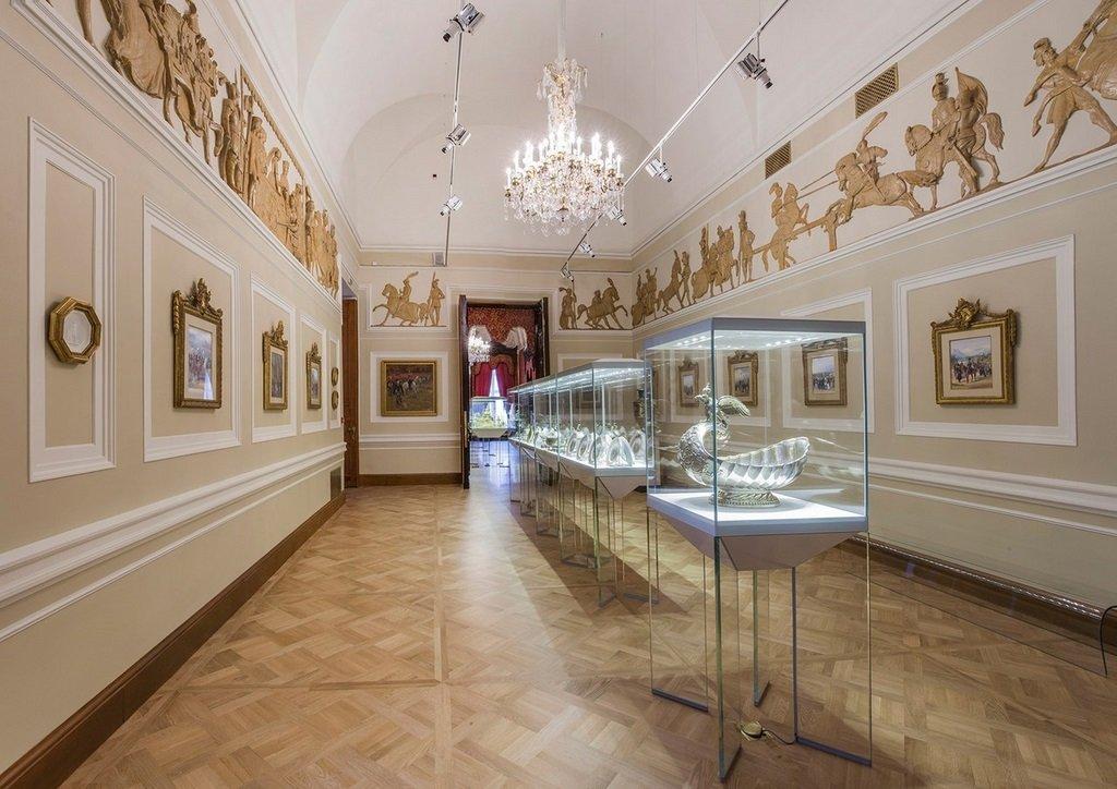 шуваловский дворец фото внутри одиночки