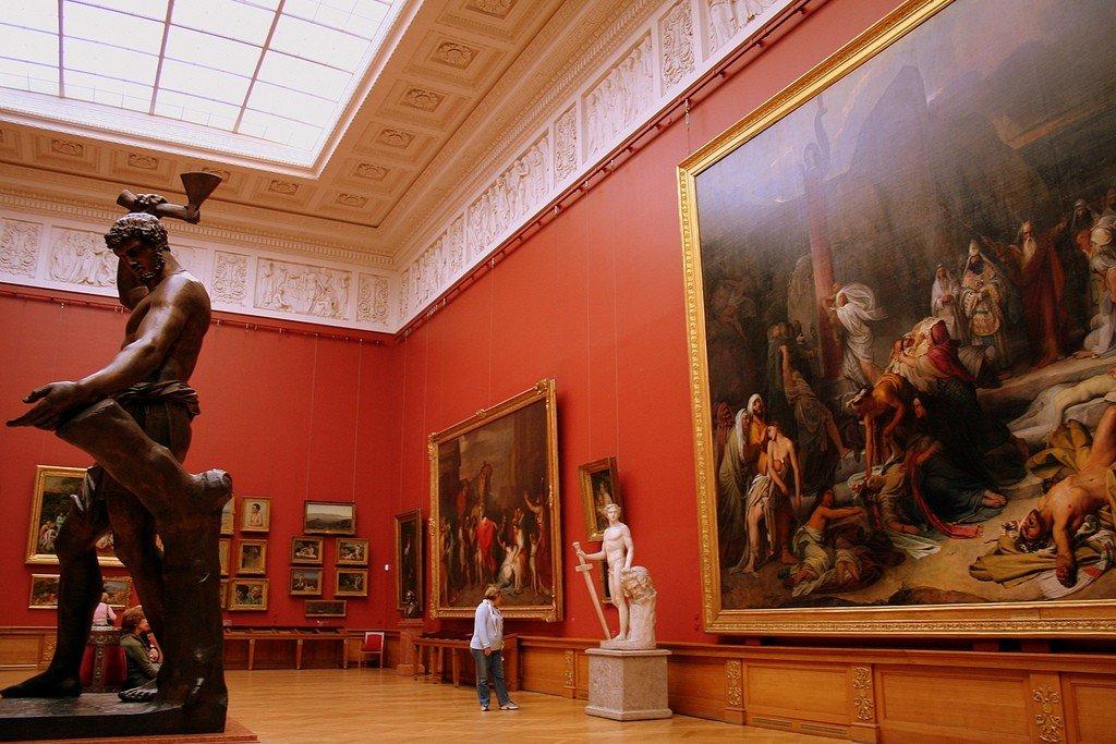 пушкинский музей что посмотреть конечного потребителя