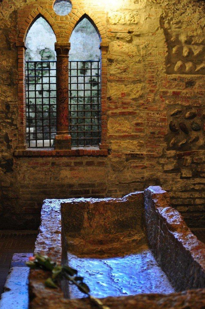 гробница джульетты фото лана