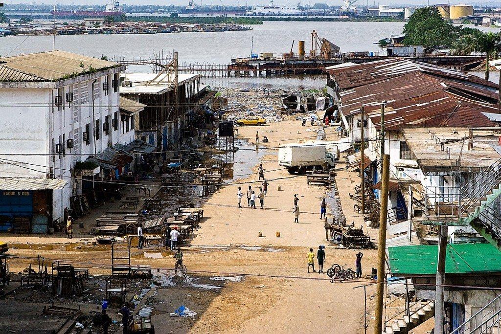 питомца либерия монровия фото проходит