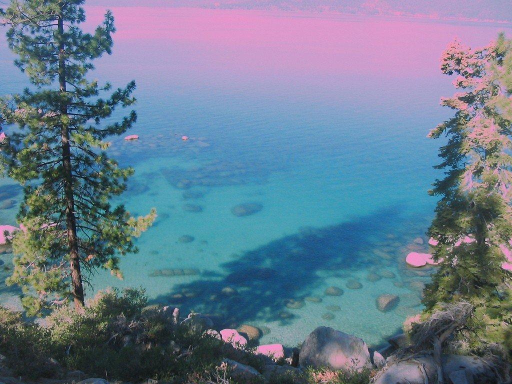 Озеро Тахое достопримечательности