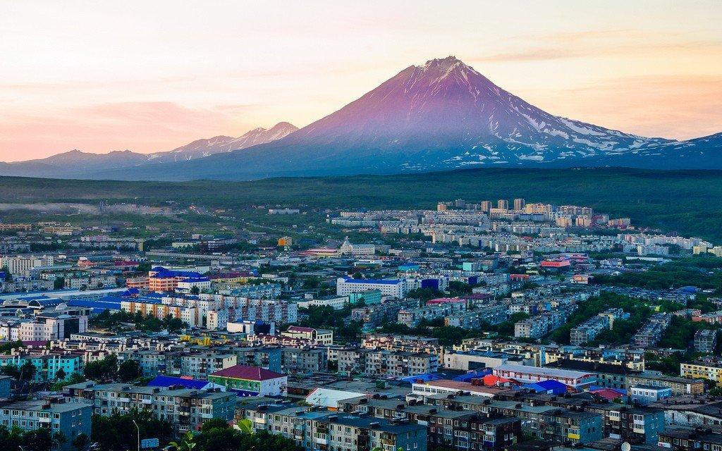 Фото петропаловск камчатск