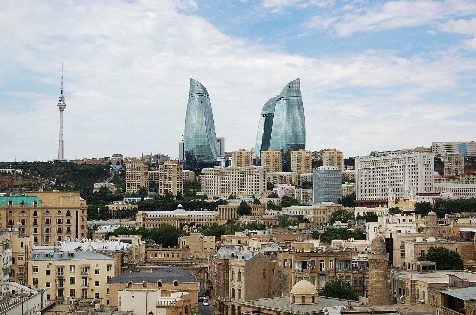 Погода в Баку – Арриво | 1061x1600