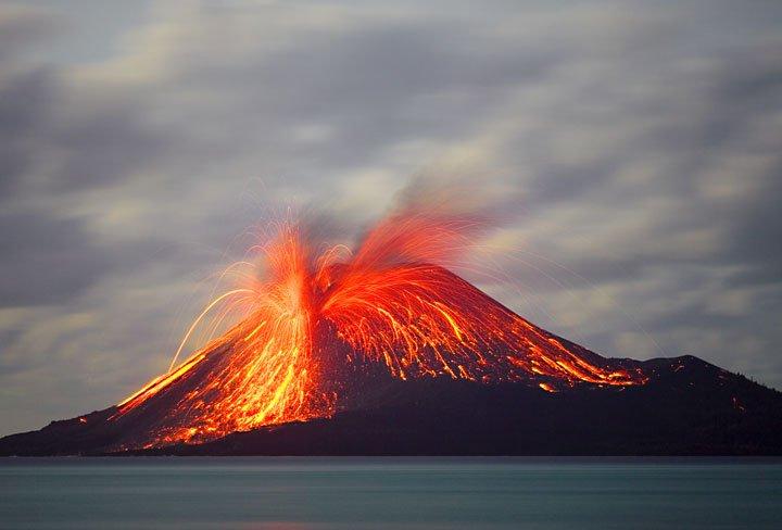 Доклад о вулкане кракатау 4937