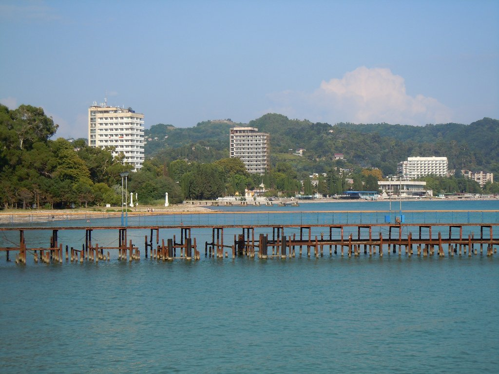 фото сухуми абхазия города и пляжа отзывы шоколад характеризуется высокими