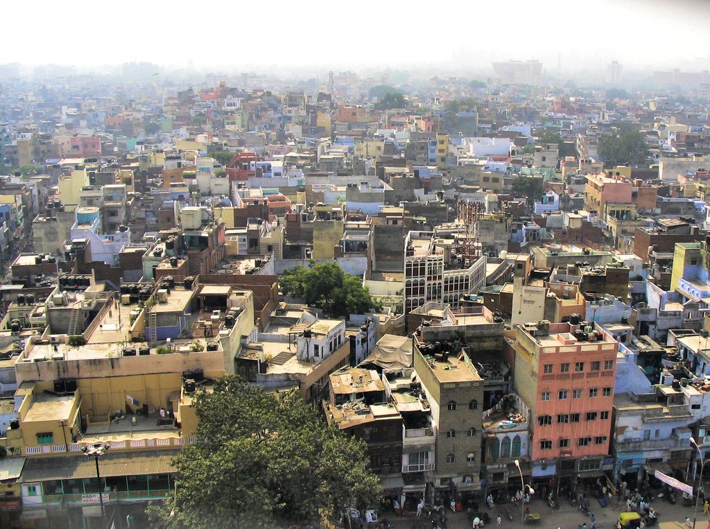 urbanization in india 1 urbanization in india: dynamics & consequences urbanization is a form of social transformation from traditional rural societies to modern urban communities.