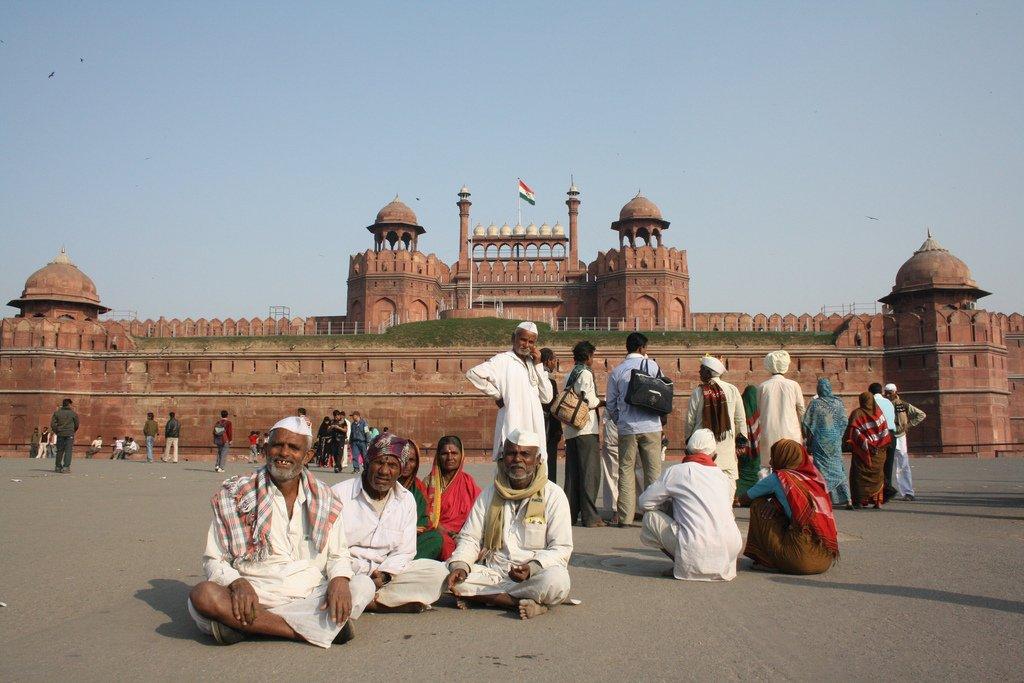 essays on india