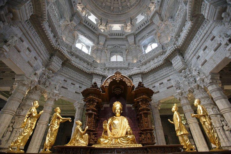 Храм Акшардхам