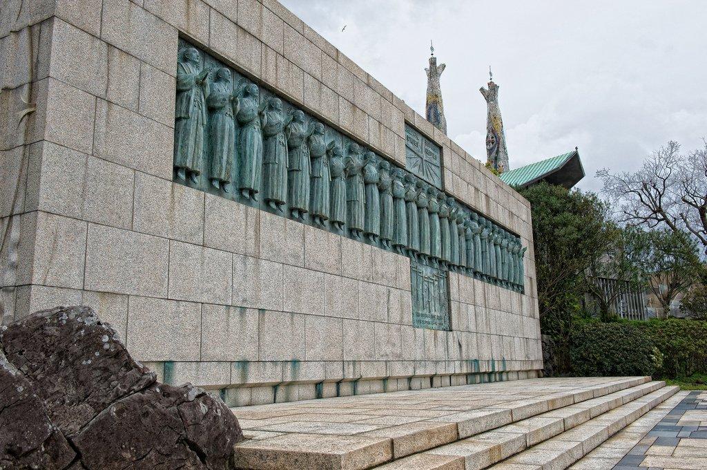 Памятник и Музей 26 мучеников в Нагасаки