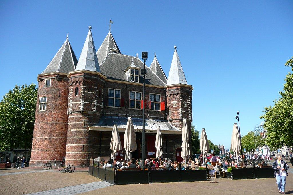 музей человеческого тела в нидерландах фото