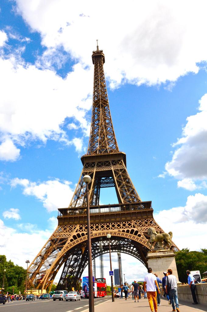 Фото париж красивый