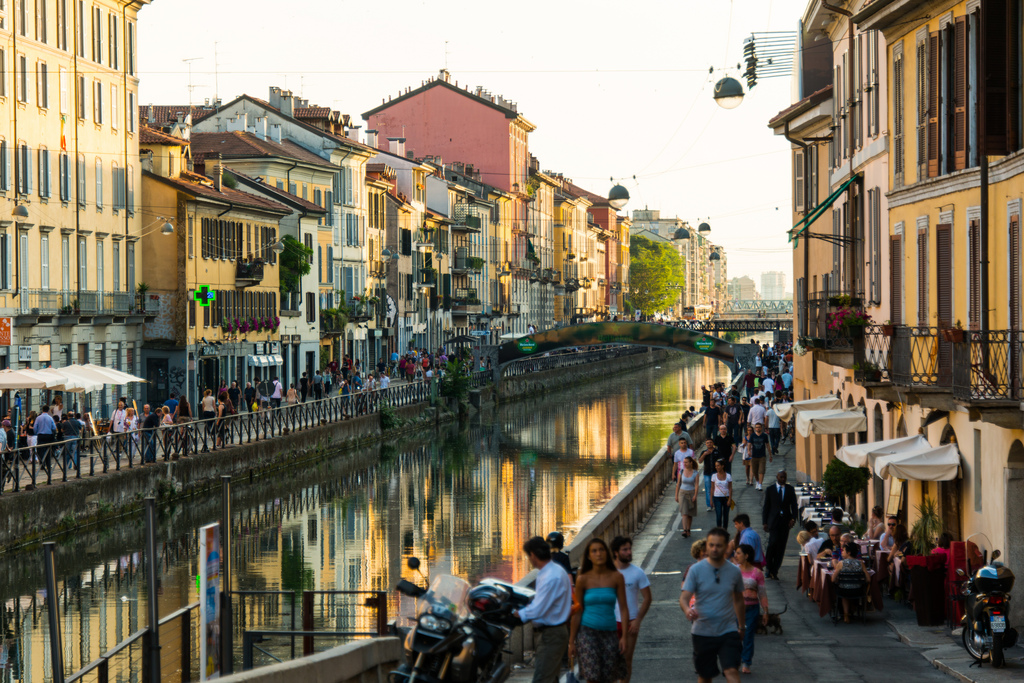 Милан, Италия — подробная информация о городе с фото