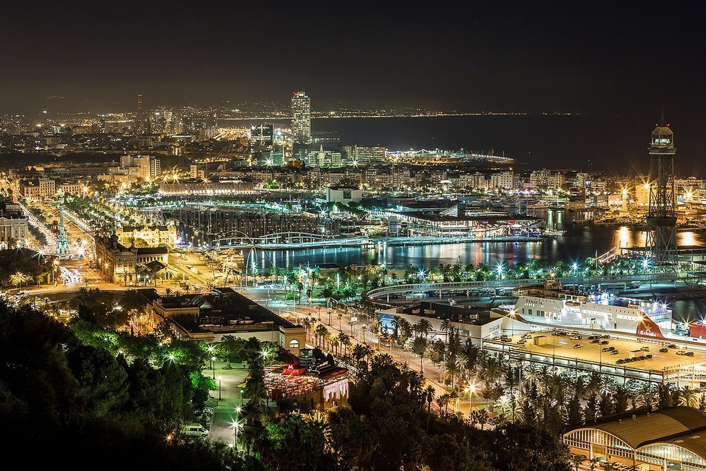 Барселона: все о городе с фото и видео