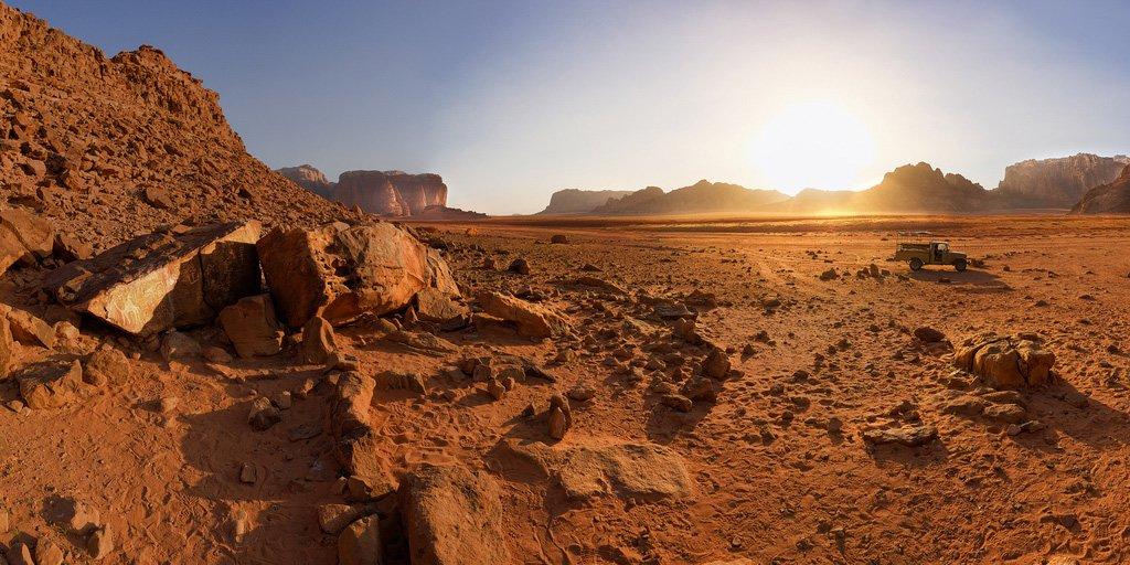Пустыня Вади-Рам Едем в Иорданию Едем в Иорданию 24 pustinya wadi rum