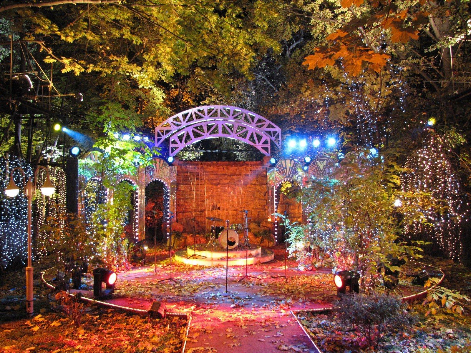 нескучный сад в москве фото