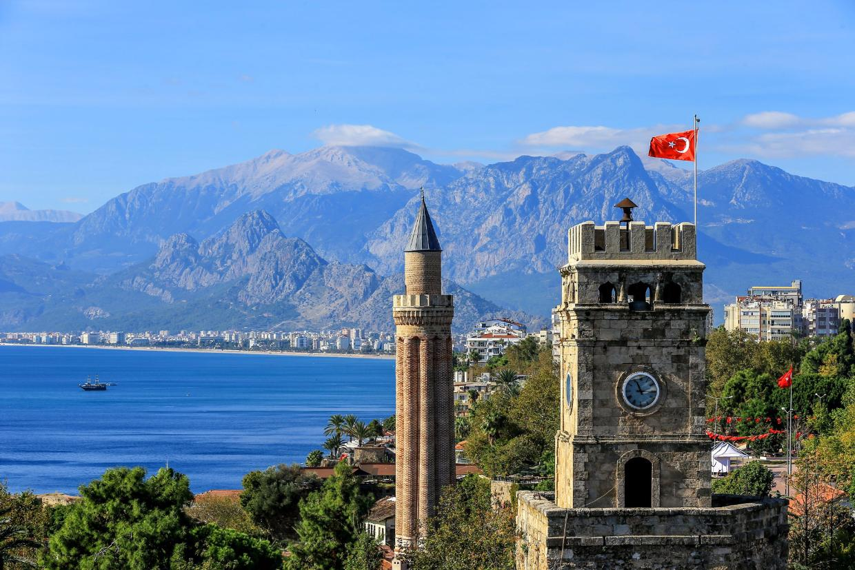 Анталия 2020, Турция — все о городе с фото и видео