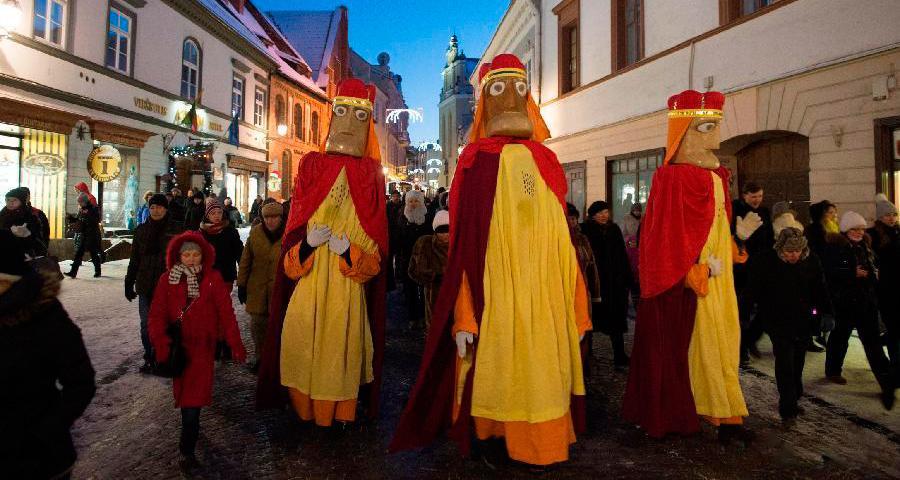Фестивали и праздники в Литве