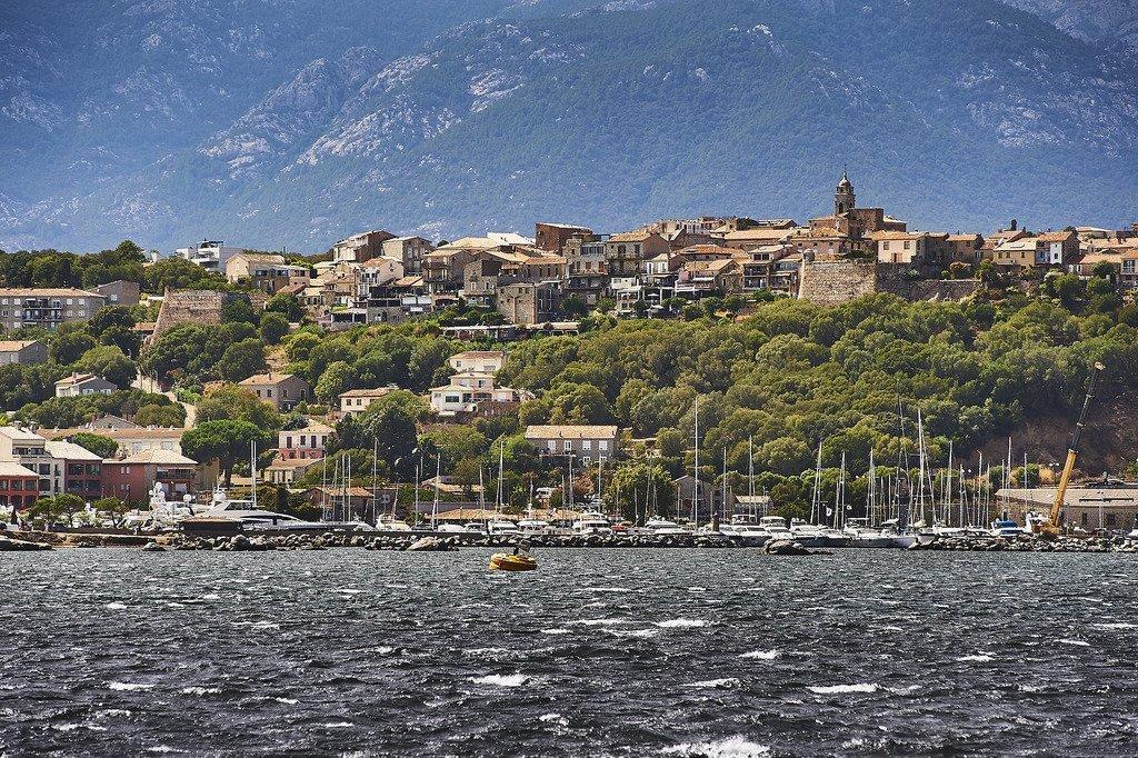 Остров Корсика Остров Корсика, Франция Франция Корсика туры корсика Остров Корсика, Франция Porto Vekko  Korsika 1