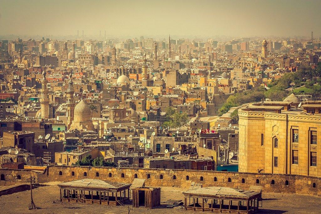 египет каир фото города организованная