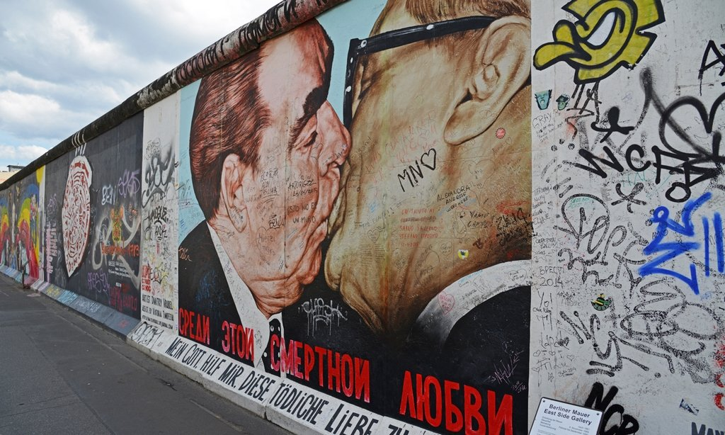 Падение берлинской стены реферат 8195