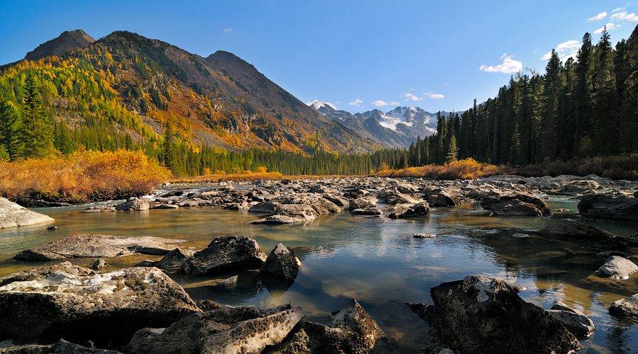 Алтай, Мультинские озера