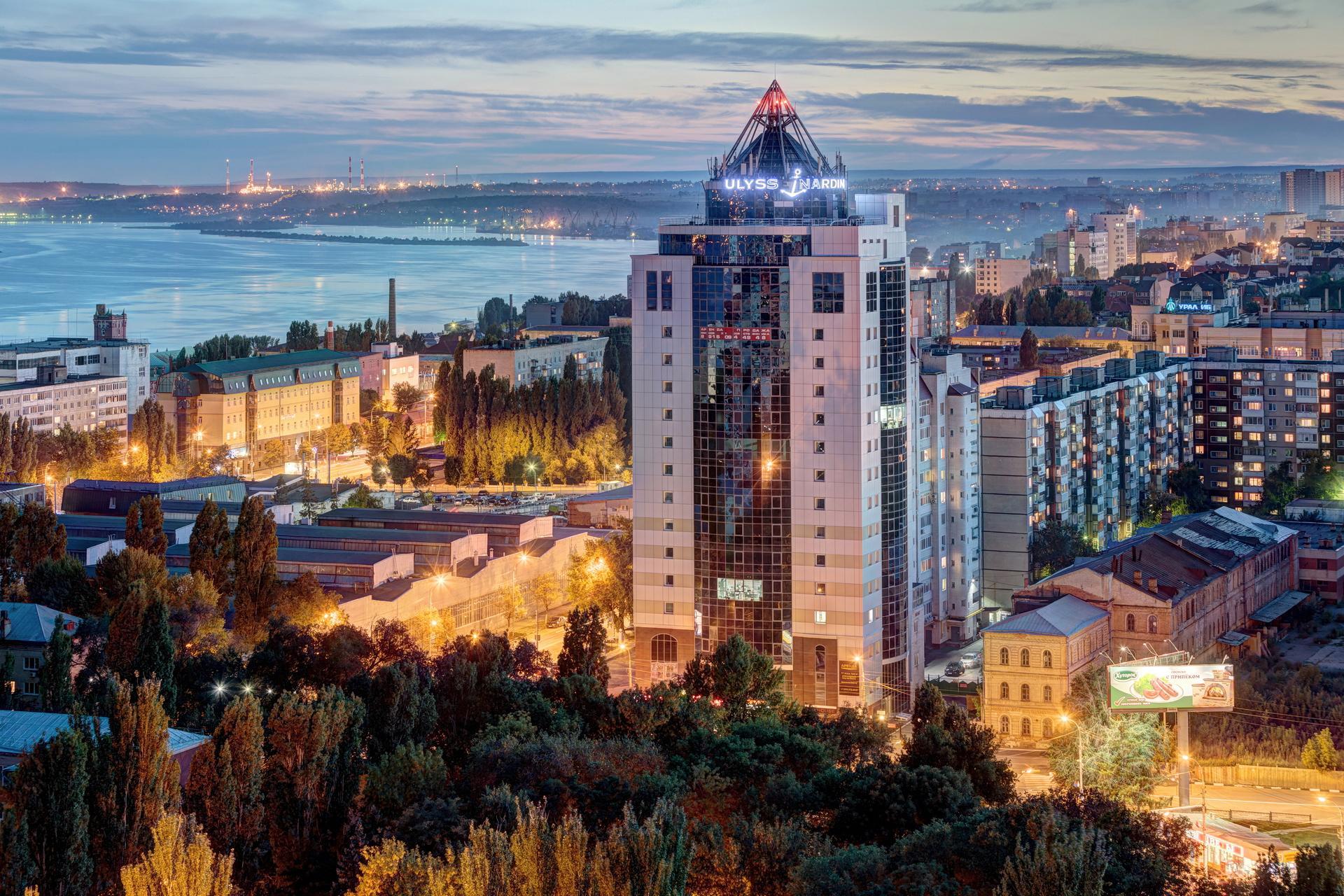 Показать город саратов в картинках