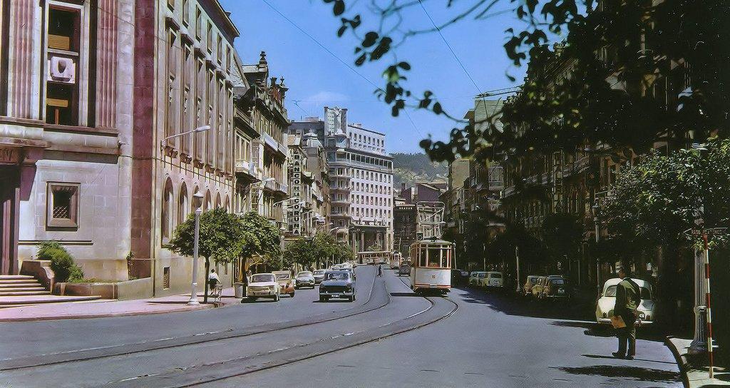 Испанский город Виго (30 декабря 1968 года)